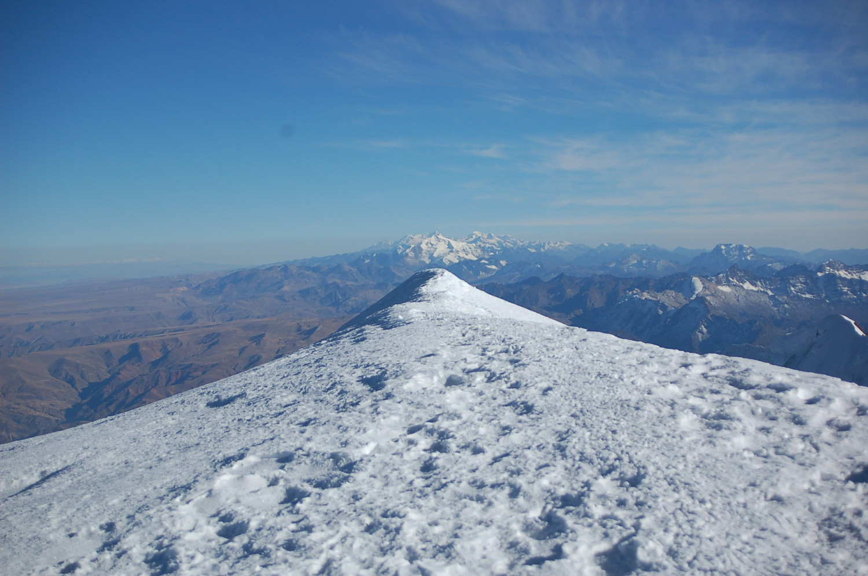 Sommet 6440m