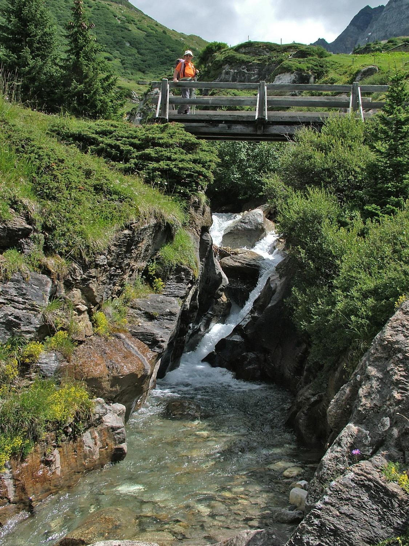 Ponte sul Thurbwasser
