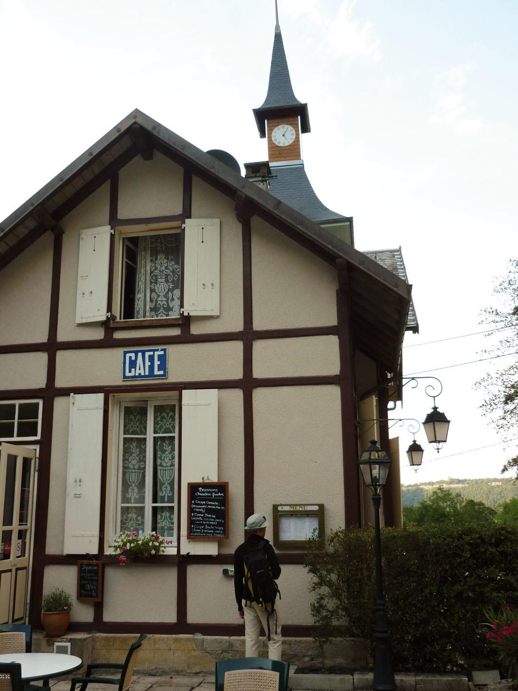 Restaurant de la reculée