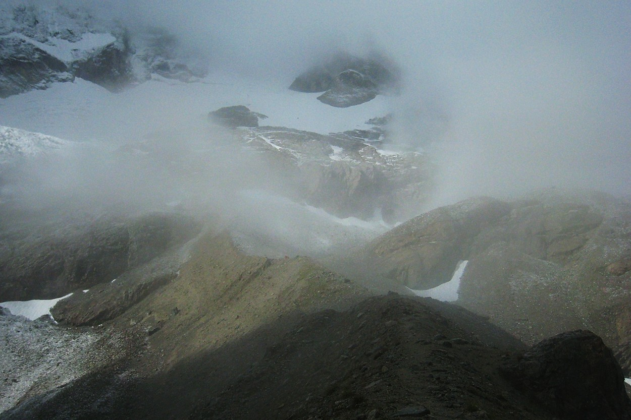 Glacier du Clot des Cavales
