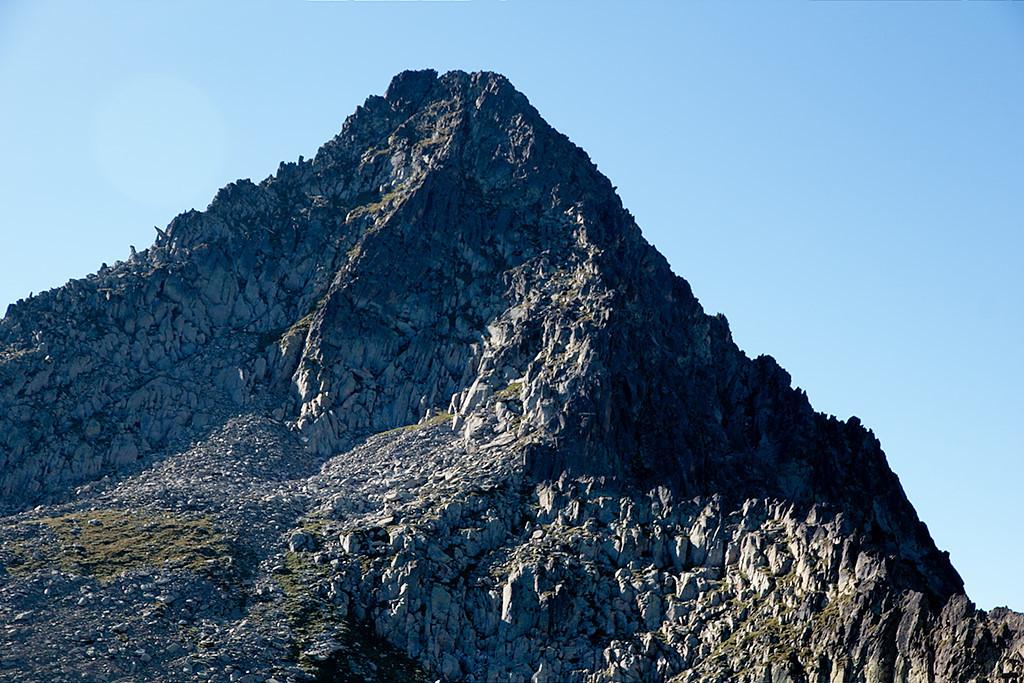 Pic Inférieur de Culaus depuis le Soum det Guingays