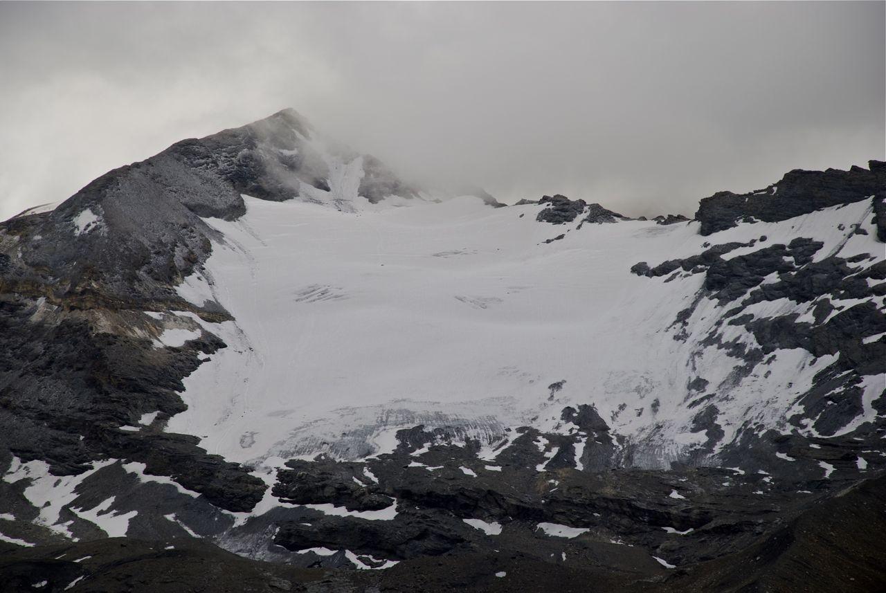 Glacier du Géfret