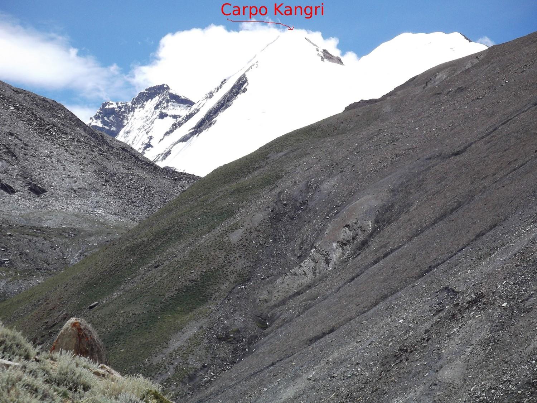 Le Carpo Kangri