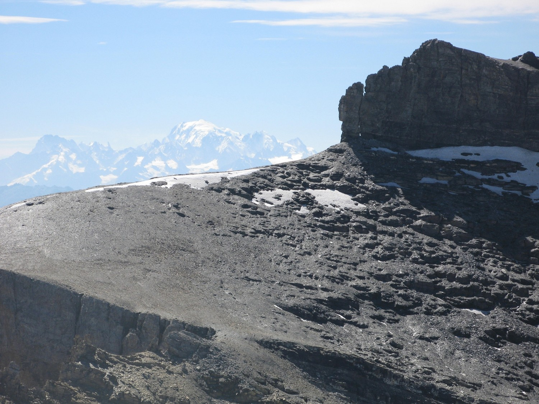 Mt blanc-Gdes Jorasses du Daubenhorn
