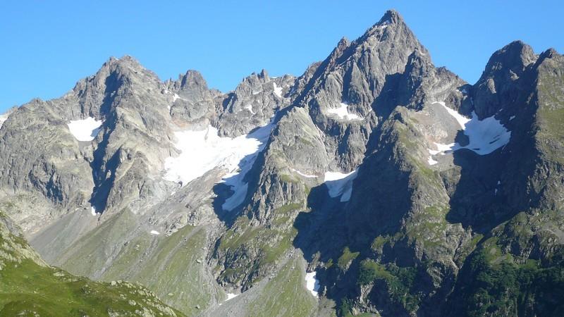 Glacier de Floria