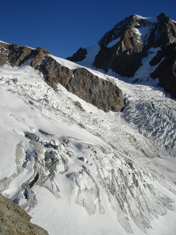 glacier de la Lée Blanche