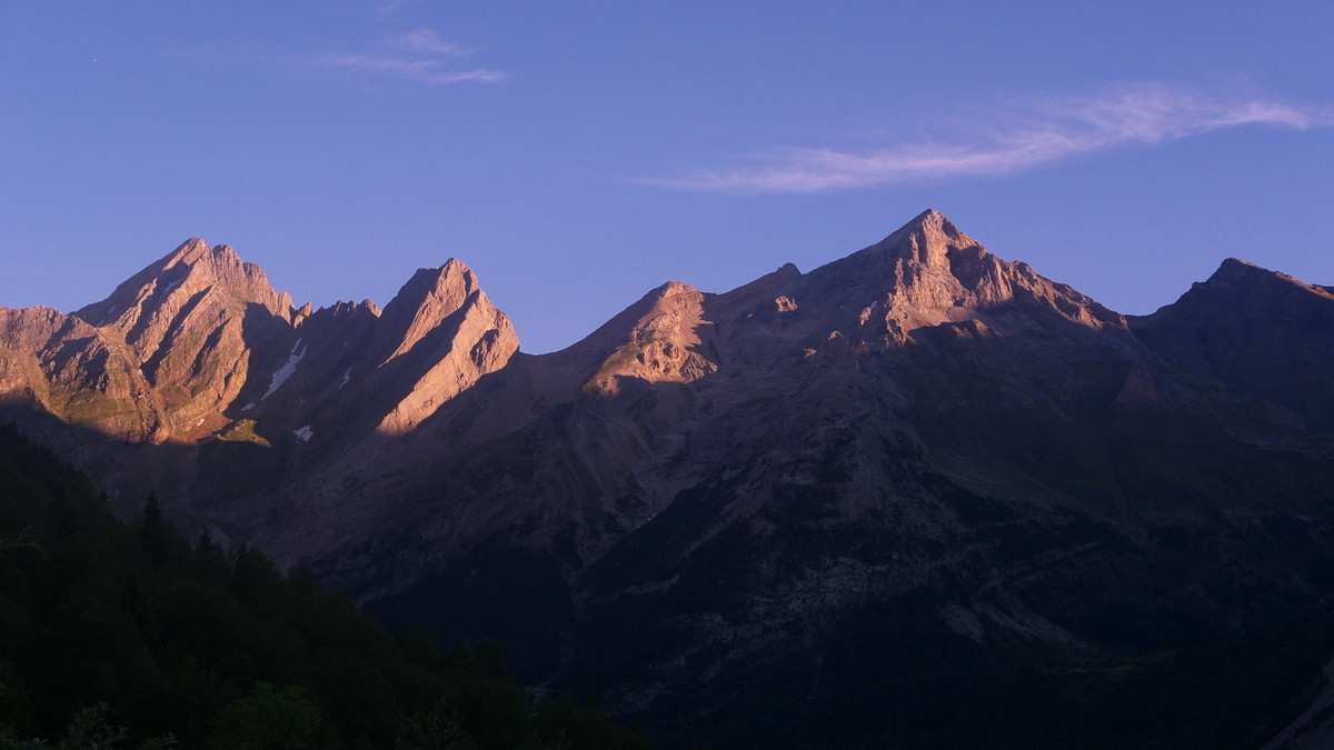 Pic de Pineta et Forcarral