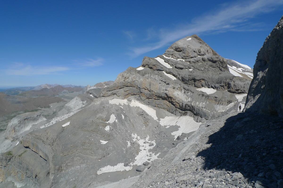 versant E du Soum de Ramond