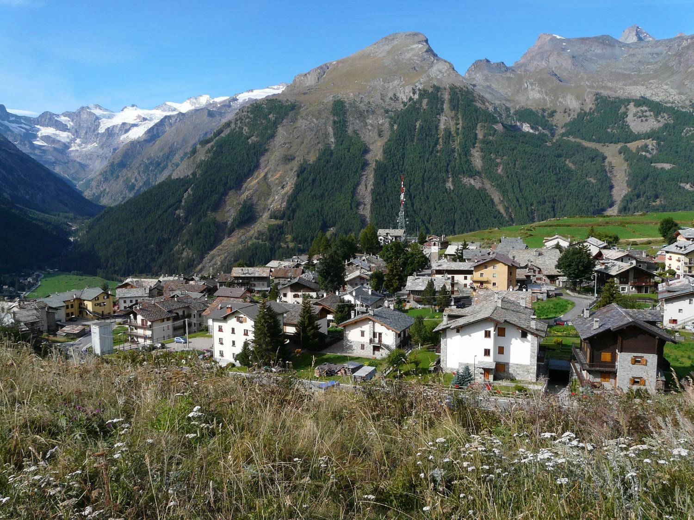 Gimillan Cogne (Val d'Aoste)