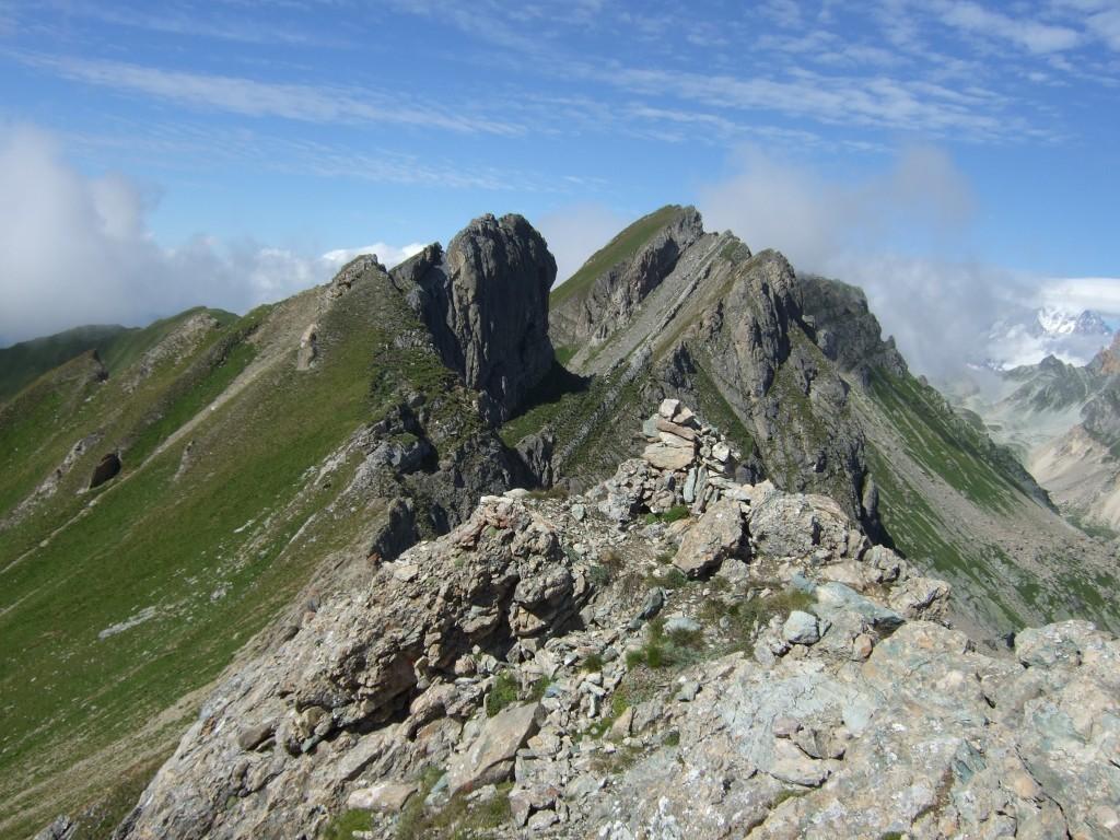 Grande Parei - pointe 2631