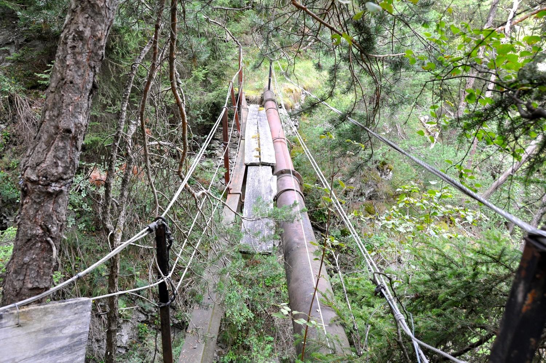 Pont hors d'état sur Tannbach