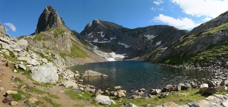 Le lac d'Arrious