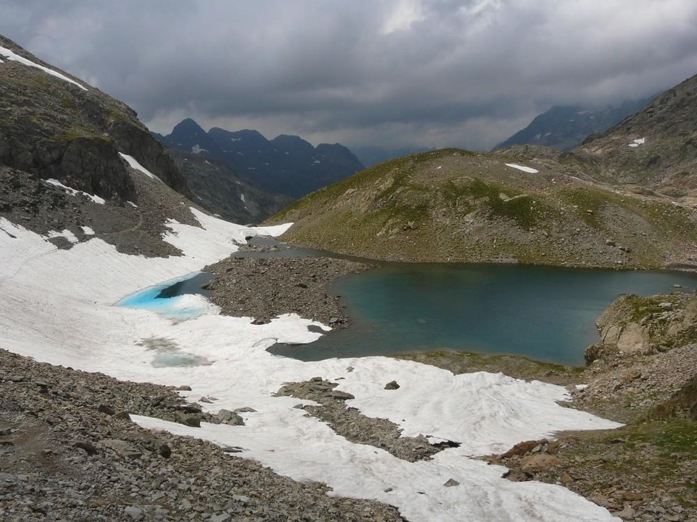 Lacs de la Fache (versant espagnol)