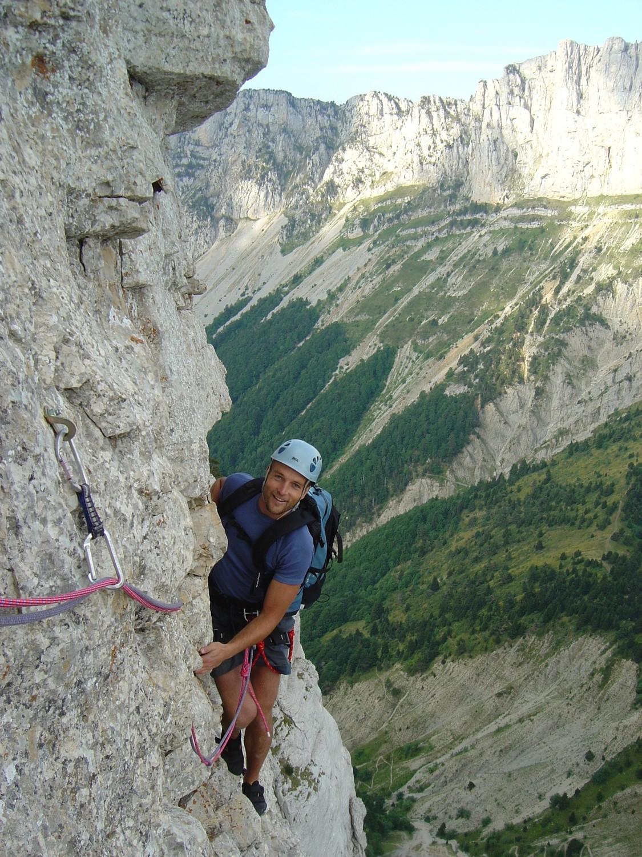 Au Mont Aiguille