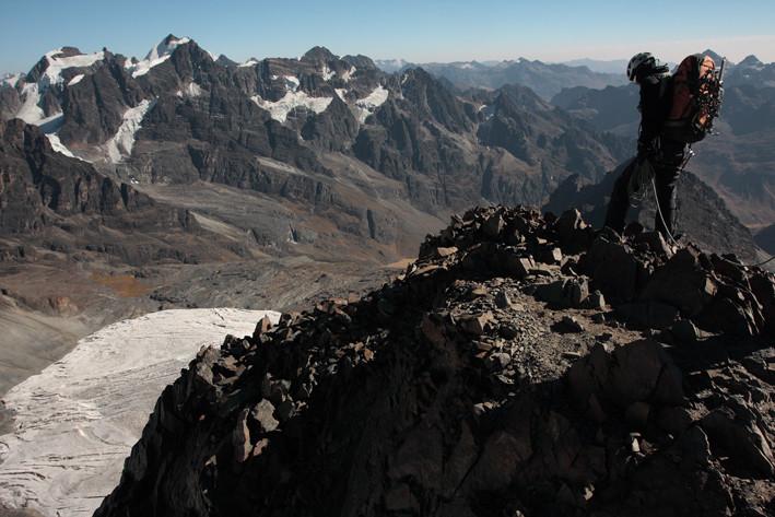 sommet du pico Tarija