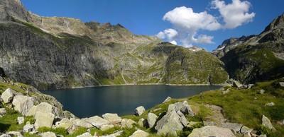 Le Lac Caillauas