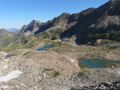 Lacs des Gourgs Blancs