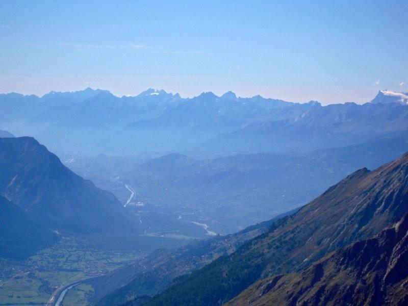 Vallées du Rhône