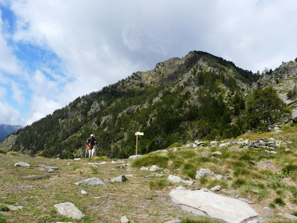Collet vers 2040m