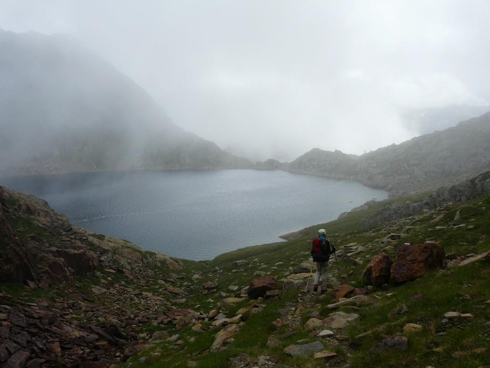Aux abords du lac de Certascan