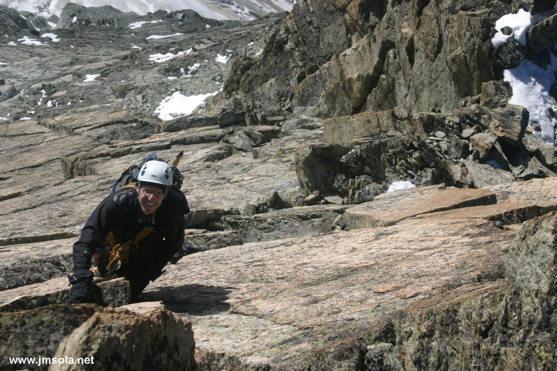 rocher plaisir dans un cadre grandiose