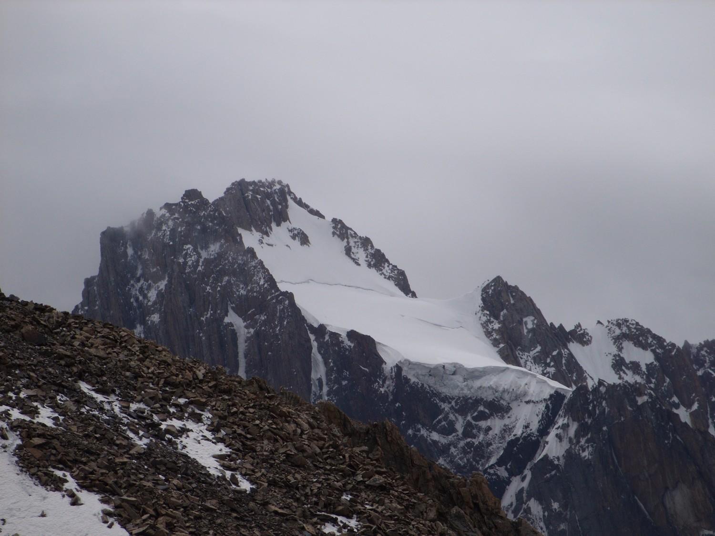 Pic Korona - Vue de Stanyanka Radseka