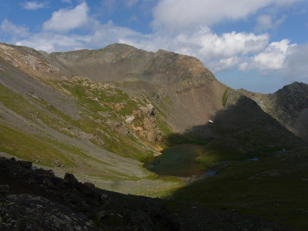 Lac des mines de la Coma