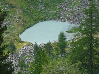 Lac de Lantaney (Vallée d'Aoste)