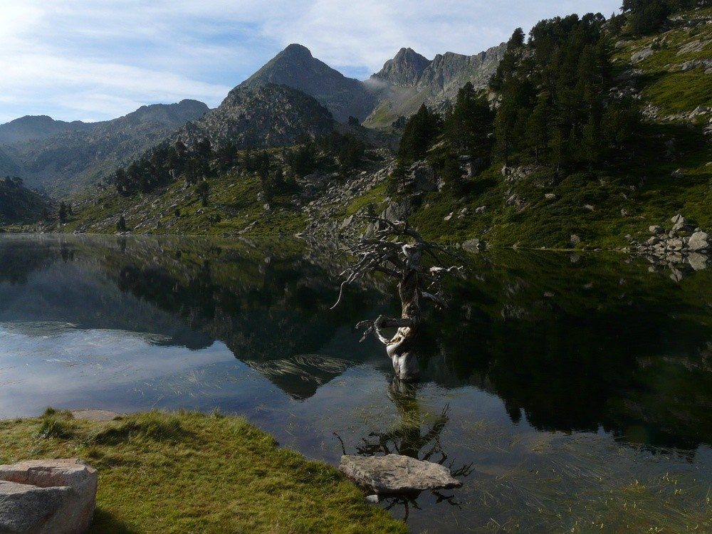 Lac de Baix de Baciver