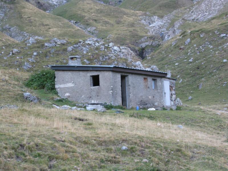 Cabane de l'Aguila