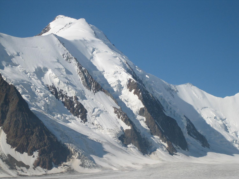 Aletschhorn : face N