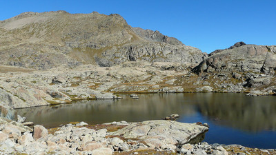 Lac Gran Betassa (Val d'Aoste)