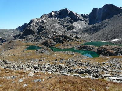 Lac (s) Dauphin et  Gran Rossa
