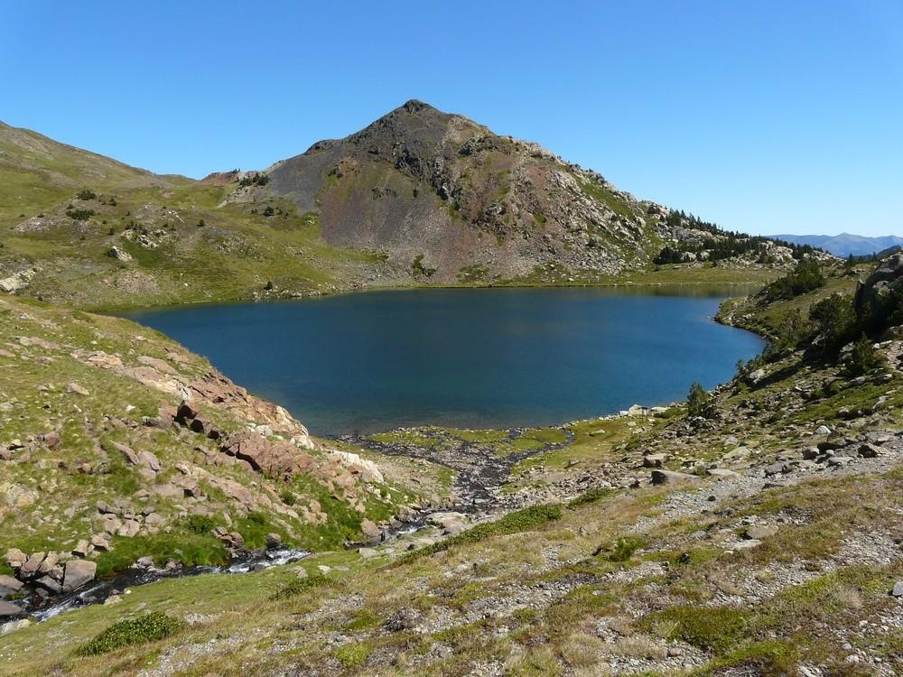 L'étang de Castella