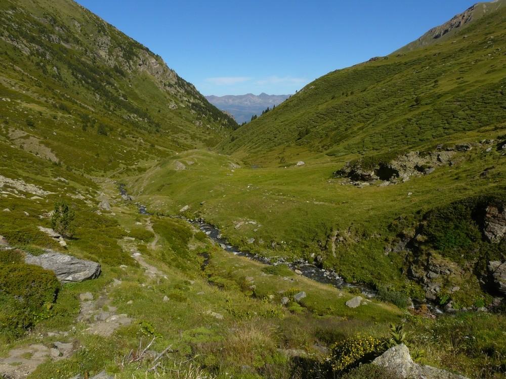 La vall d'Eina