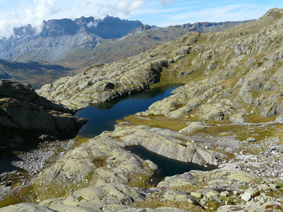 Petit Lac (Aiguilles Rouges)