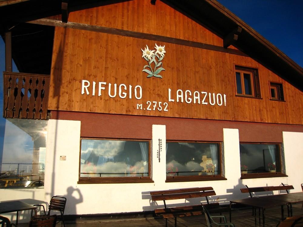 Refuge Lagazuoi