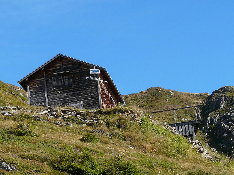 refuge de Bellachat (Aiguilles Rouges)