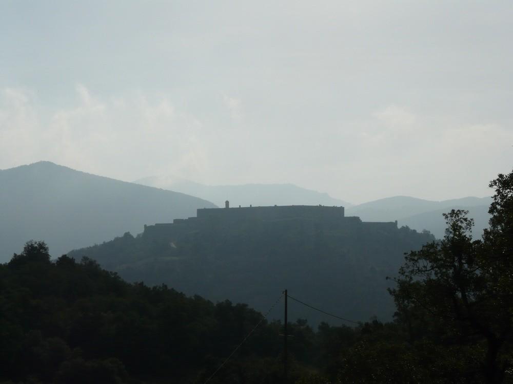 El fort de Bellaguarda