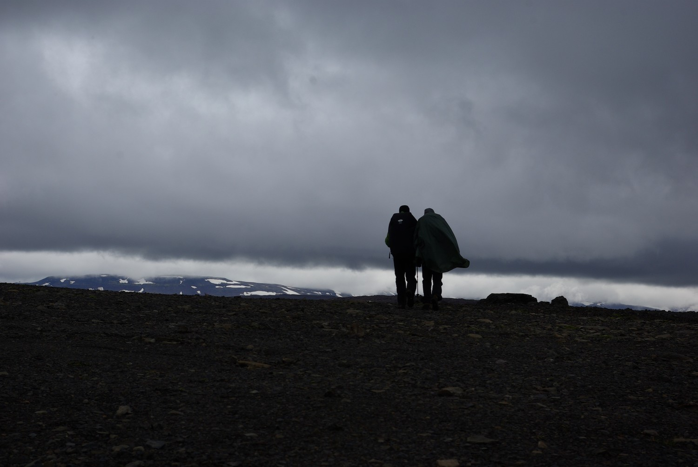 Geldingafell, Islande