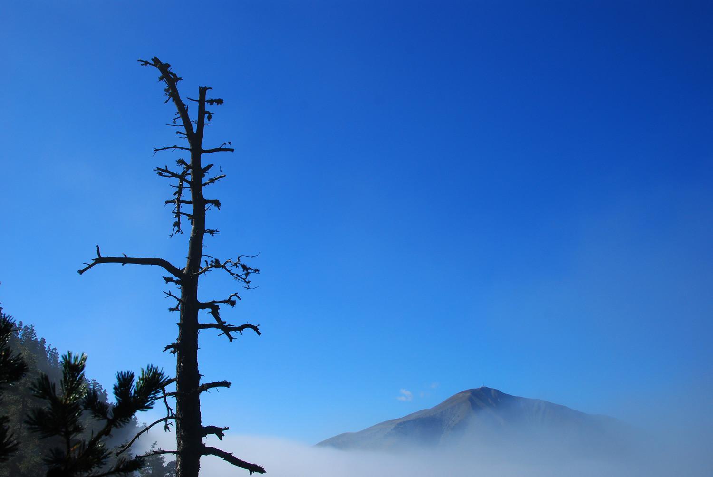 lever de brume sur le Blayeul