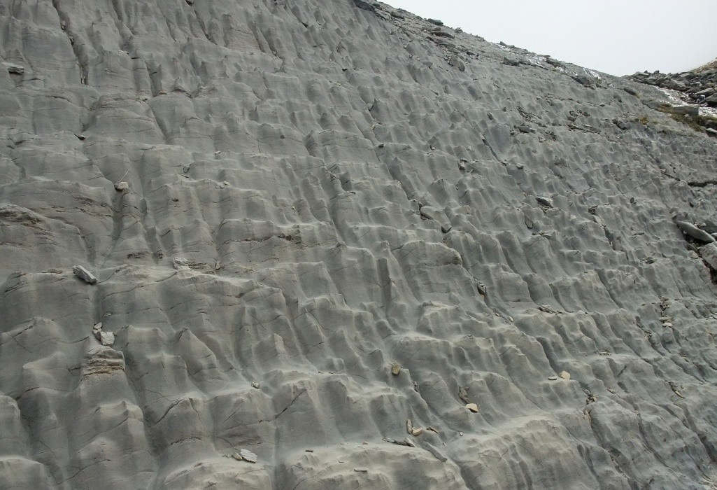Gradins calcaires