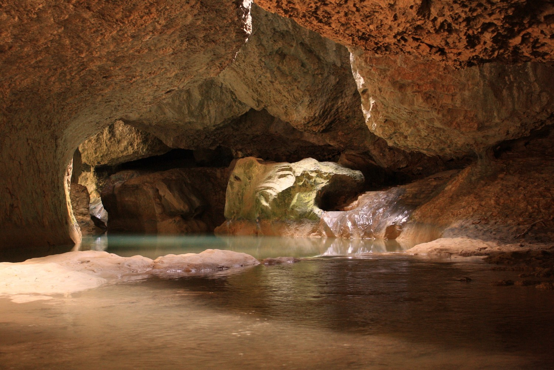 obscuros del vero canyon en espagne