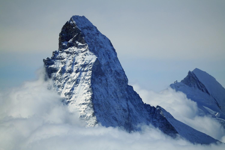 Matterhorn depuis Allalinhorn