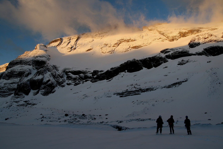 Face Nord du Mont Perdu