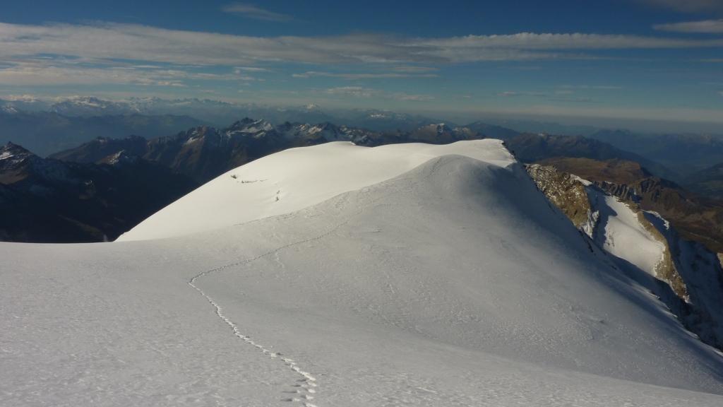 dome des glaciers