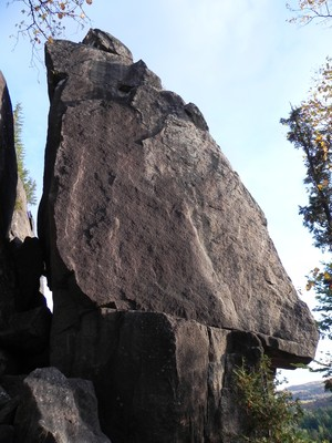 Val David - Face N de l'Aiguille