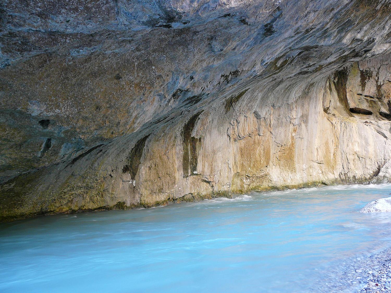 Le Baou Béni (piscine naturelle couverte)