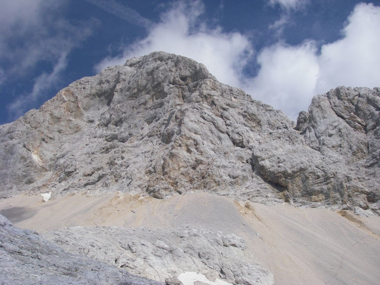 Triglav - Summit - Overview