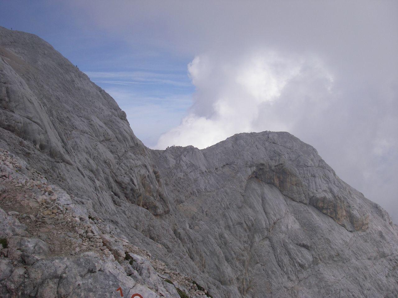Triglav - Summit - Ridge